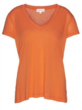 T-shirt orange manches courtes  ARMEDANGELS
