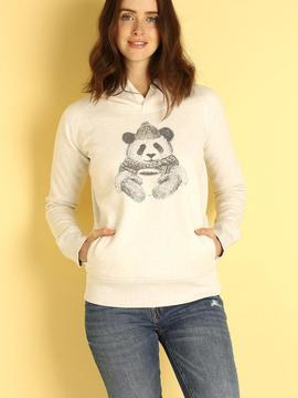 Sweat à capuche panda ULTRA TEE
