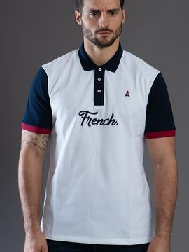 POLO MADE IN FRANCE Maison FT