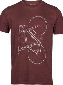 T-shirt bio KNOWLEDGE COTTON APPAREL 1 Knowledge cotton apparel