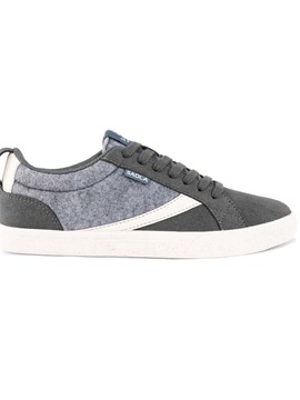Chaussures Femme SAOLA Cannon Grise Saola