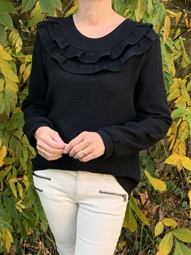 Blouse manches longues - Taille S Margoulette