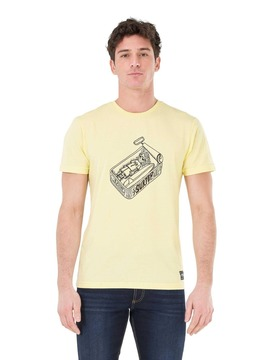 T-Shirt PICTURE Tricana Jaune Picture