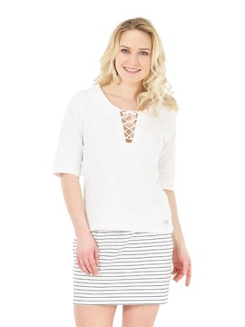 T-Shirt PICTURE Zinnia Blanc Picture