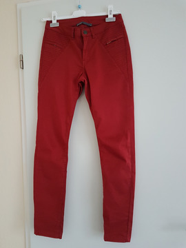 Pantalon rouge brique Ekyog