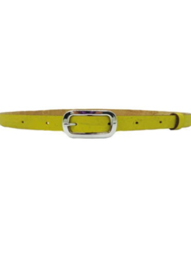 Ceinture Juliana jaune citron artipel