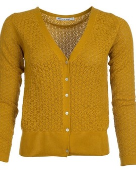 CARDIGAN ESTHER LEMON FROY & DIND