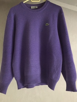 Pull Lacoste made in france Lacoste